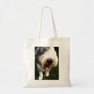 Old English Sheepdog Bag - Big Nose