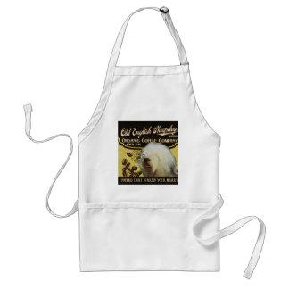 Old English Sheepdog Brand – Organic Coffee Compan Adult Apron