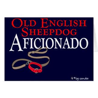 Old English Sheepdog Cards