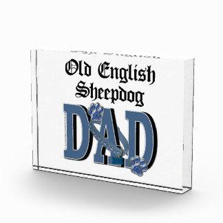 Old English Sheepdog DAD Award