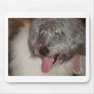 old english sheepdog.png mouse pad