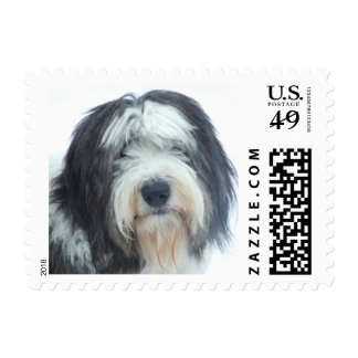 Old English Sheepdog Postage