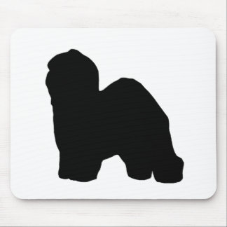 old english sheepdog silo black.png mouse pad