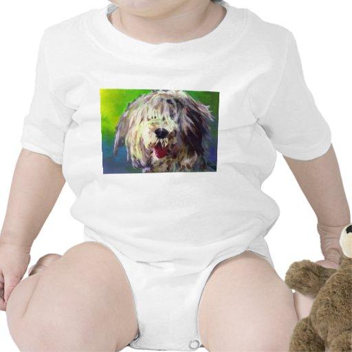 Old English Sheepdog Tee Shirt