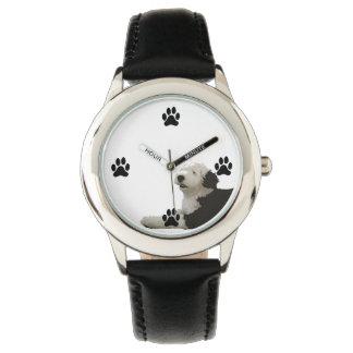 Old English Sheepdog Wrist Watch