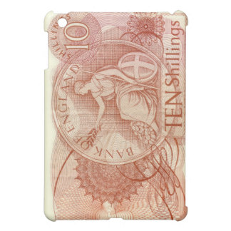Old English Ten Shilling Note iPad Case