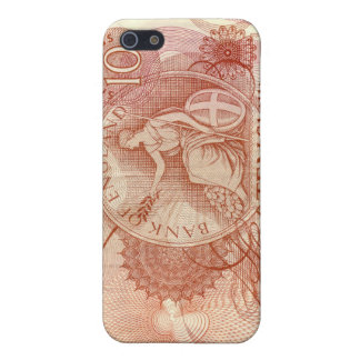 Old English Ten Shilling Note iPhone Case