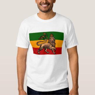 Old Ethiopian Flag T Shirt