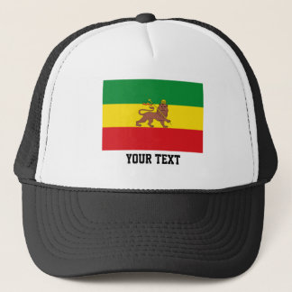 Old Ethiopian flag Trucker Hat