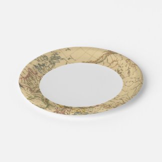 Old Europe 7 Inch Paper Plate