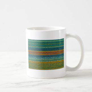 Old Fabric Coffee Mug