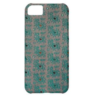 Old Fabric iPhone 5C Case