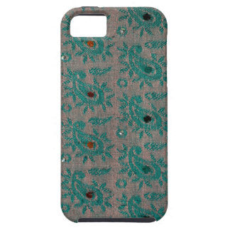 Old Fabric iPhone SE/5/5s Case