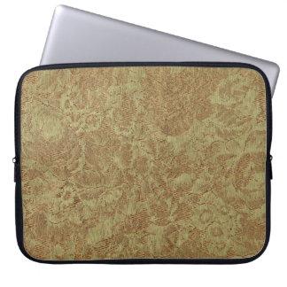 Old Fabric Look Computer Sleeve