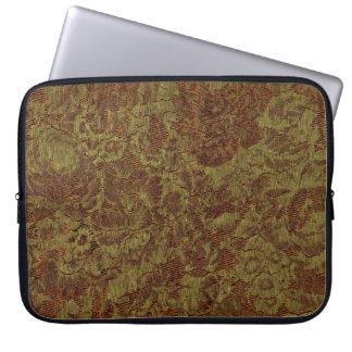 Old Fabric Look Laptop Sleeve