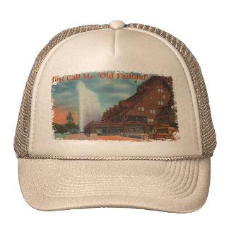 Old Faithful Mesh Hats