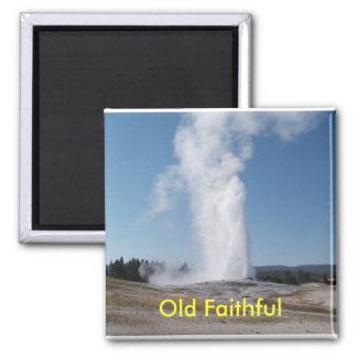 old faithful magnet
