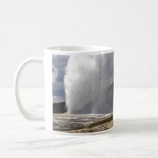 Old Faithful Coffee Mugs