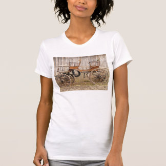 Old Fancy Horse Coach Buggy T-Shirt