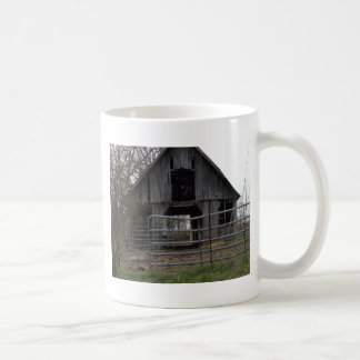 Old Farm Barn Coffee Mug