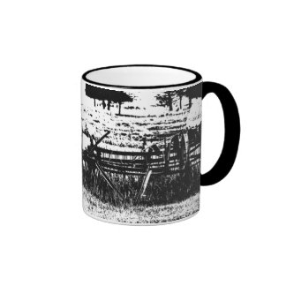 Old Farm Equipment Mug