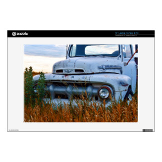 old farm truck laptop skin 13 inch