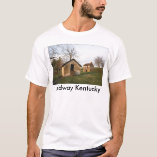 Old Farm - Woodford Co Ky., Midway Kentucky T-Shirt
