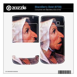 Old Farmer by Pieter Bruegel Skins For BlackBerry Bold