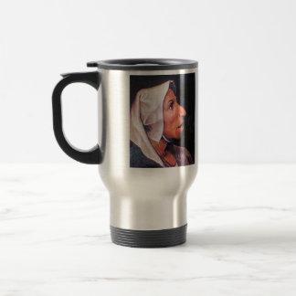 Old Farmer by Pieter Bruegel Travel Mug