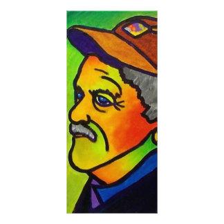 Old Farmer J 1 by Piliero Rack Card Design