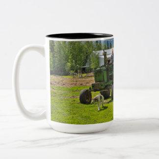 Old Farmer Mug