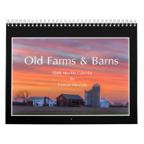 Old Farms & Barns 2016 Calendar By Thomas Minutolo