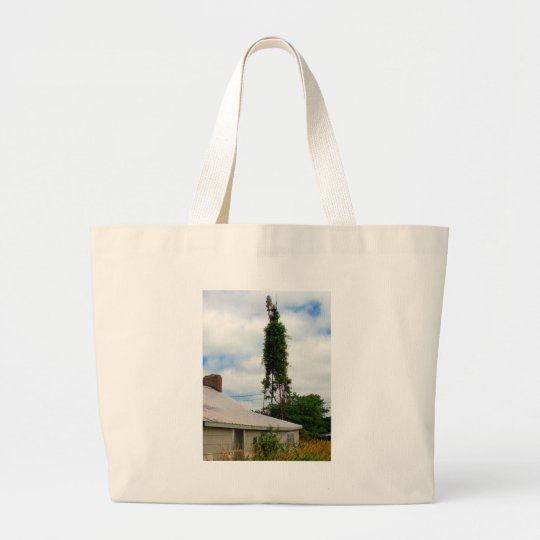 Old Farmstead Large Tote Bag