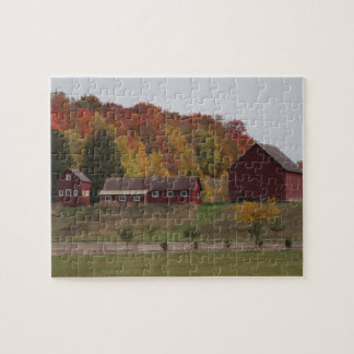 Old Farmstead Sleeping Bear Dunes Puzzle