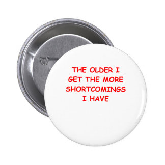 OLD fart 1 Pinback Button