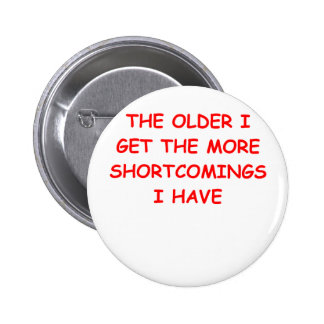 OLD fart 1 Pinback Buttons