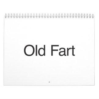 Old Fart.ai Calendar