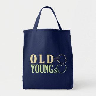 Old Fart bag – choose style & color