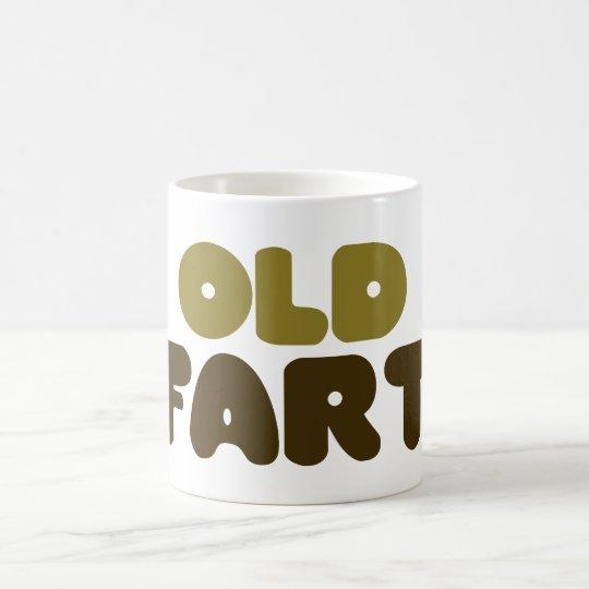 Old Fart Coffee Mug