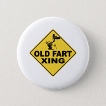 Old Fart Crossing Button