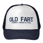 Old Fart, Formerly known as stud Trucker Hat