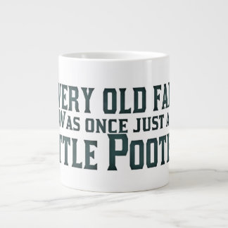 Old Fart - Little Pooter Large Coffee Mug