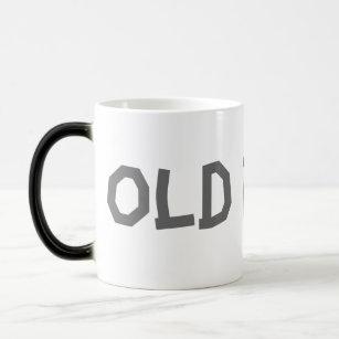 Latte Mug Old Farts Club White