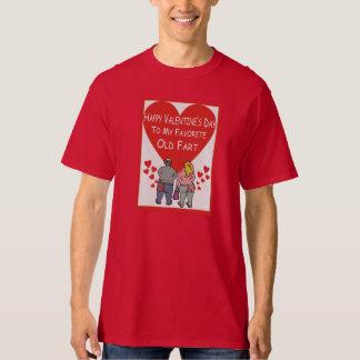 Old Fart Valentine T-Shirt