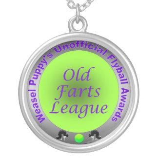 Old Farts League Necklace