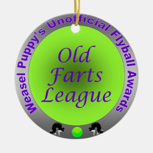 Old Farts League Ornament