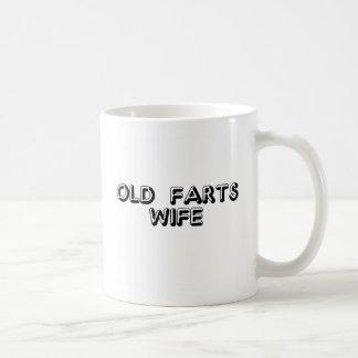 Old Farts Wife Mug
