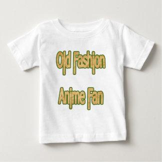 Old Fashion Anime Fan Baby T-Shirt