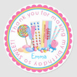Old Fashion Candy Shop Stickers