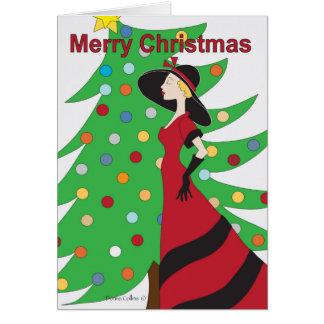 Old Fashion Christmas Card